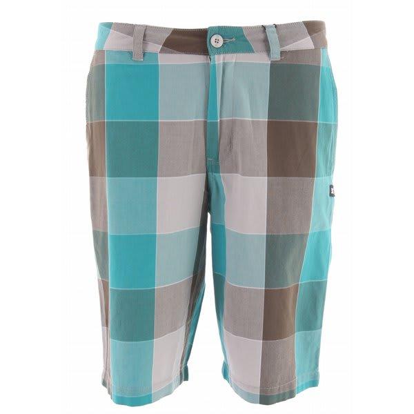 Dc Bensley Shorts Viridian Green U.S.A. & Canada
