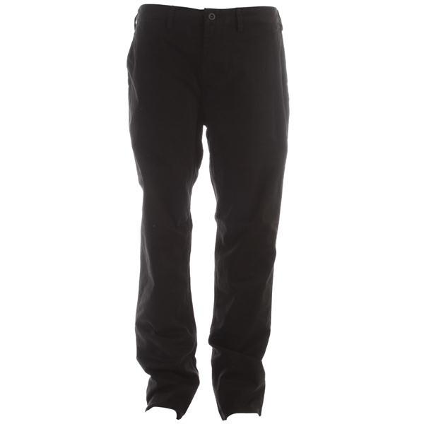Dc Chino Pants Black U.S.A. & Canada