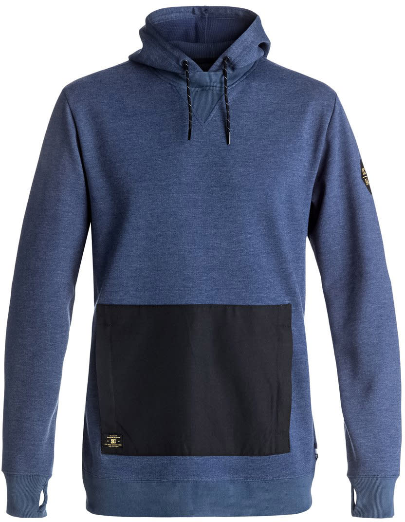 DC Mens Cloak DWR Hoody Sweatshirt