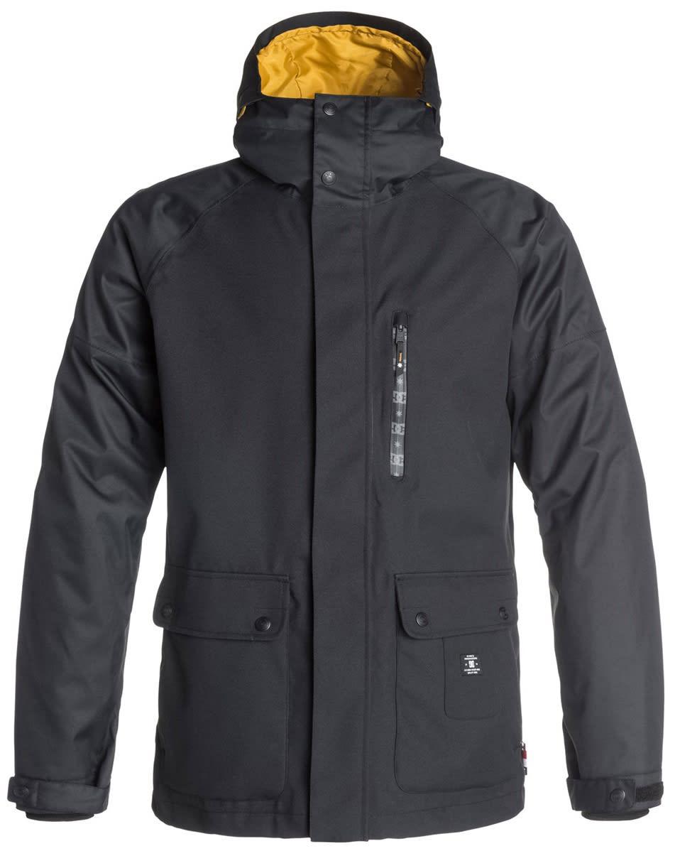 4e122877c9804 DC Clout Snowboard Jacket