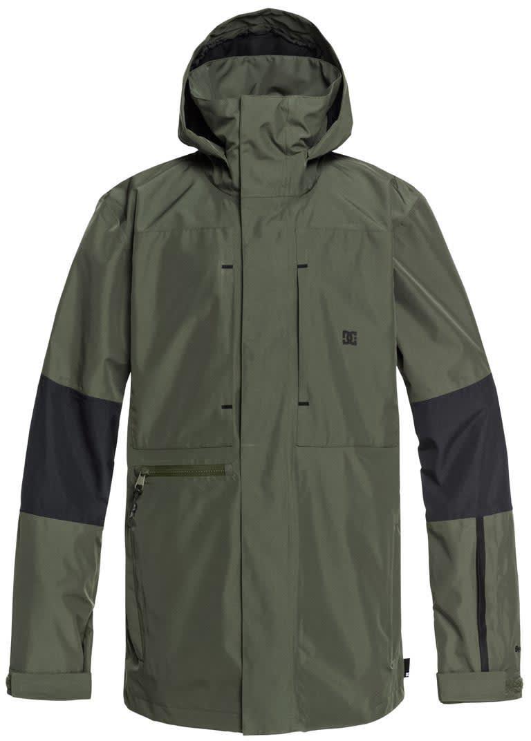 1160e94616f DC Command Snowboard Jacket - thumbnail 1