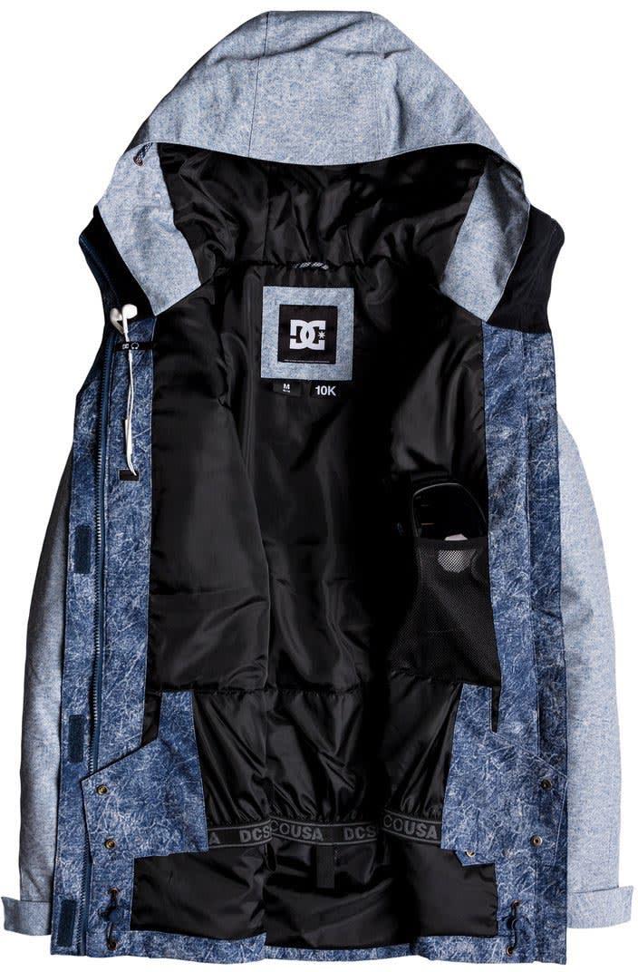 0a6e3b3f2cdf DC Cruiser Snowboard Jacket - thumbnail 3