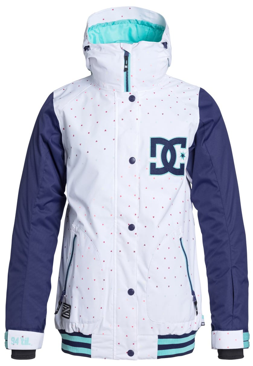 On Sale Dc Dcla Snowboard Jacket Womens Up To 40 Off