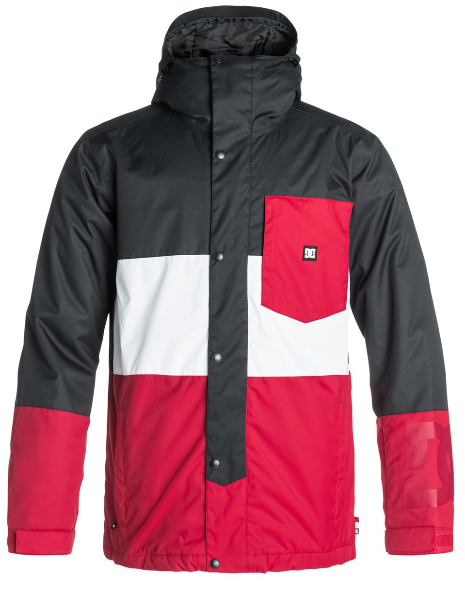 f461d629a6ec DC Defy Snowboard Jacket ...
