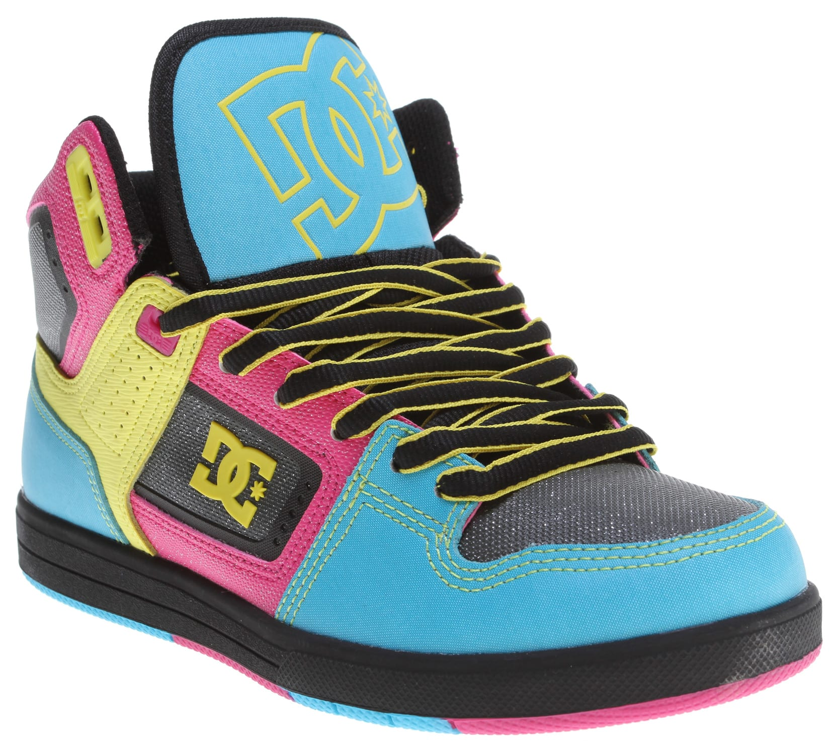 Dc Destroyer Hi Skate Shoes Thumbnail 2