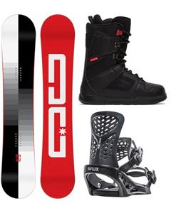 DC Focus Snowboard Package