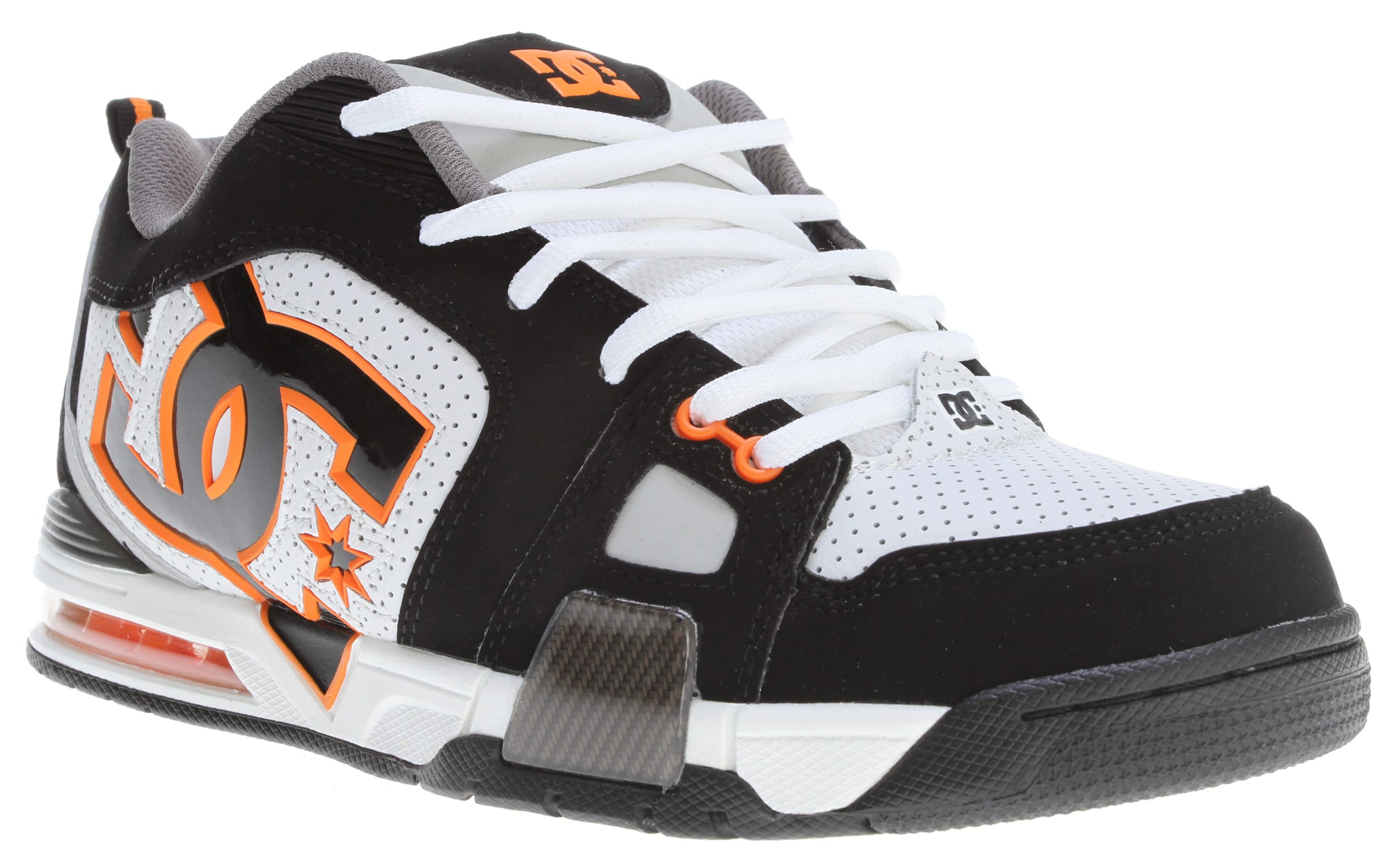 outlet store 0b907 50d99 DC Frenzy Skate Shoes - thumbnail 2