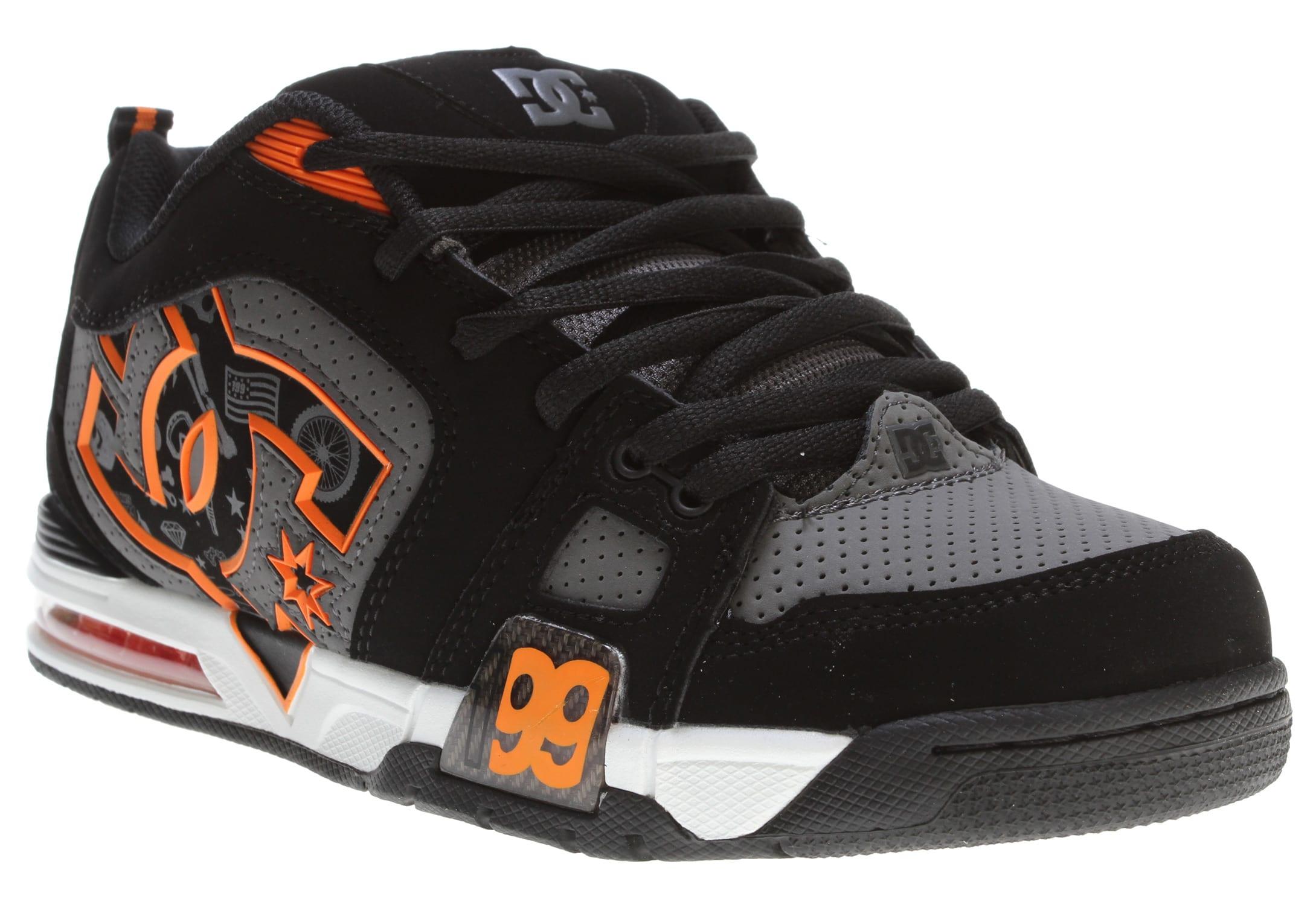 new style 0d618 d2e6b DC Frenzy TP Skate Shoes - thumbnail 2