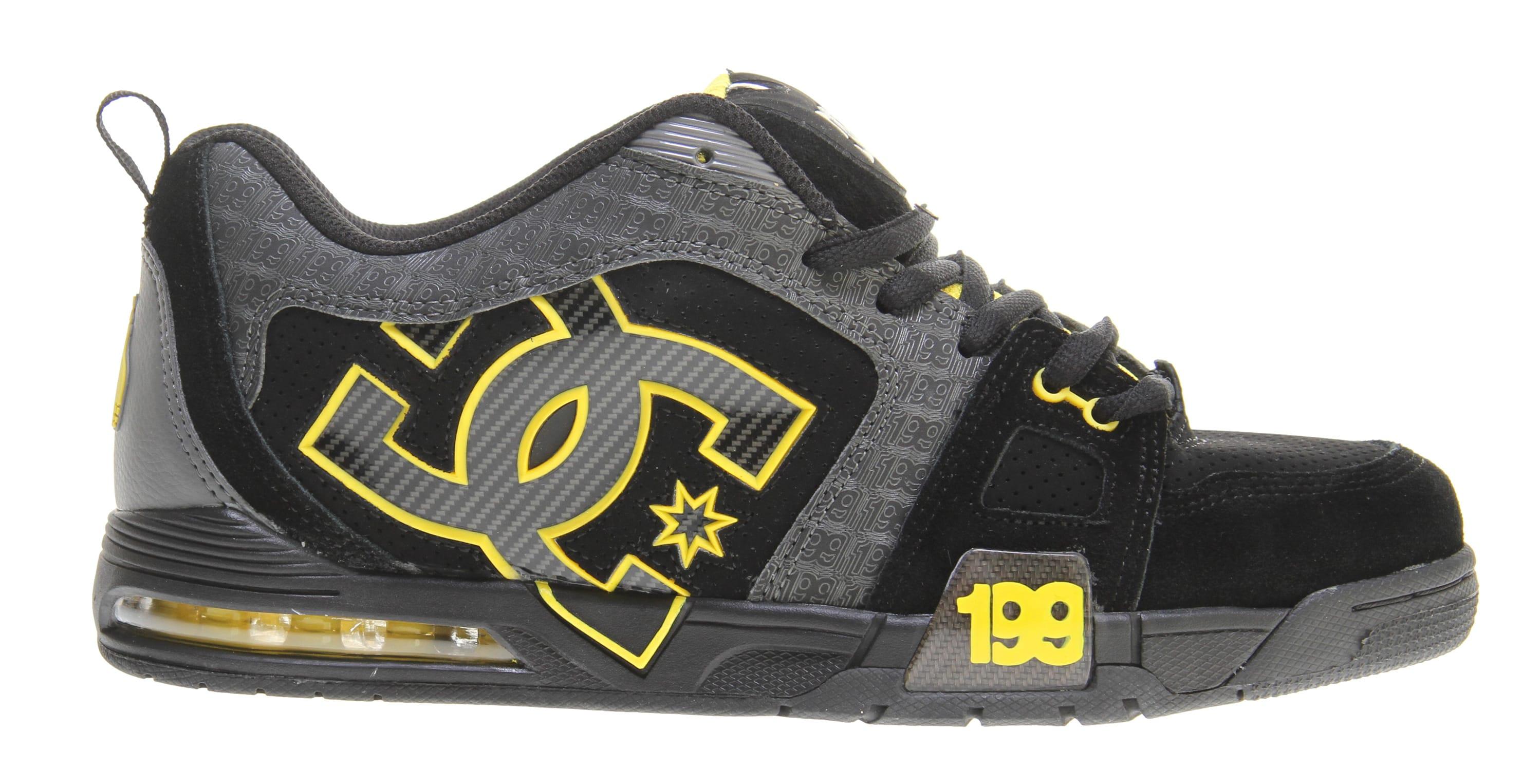 reputable site e4d6c 7d21b DC Frenzy Tp Skate Shoes - thumbnail 1