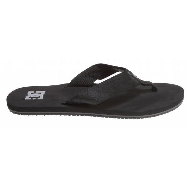Dc Habit Sandals Black / Black U.S.A. & Canada