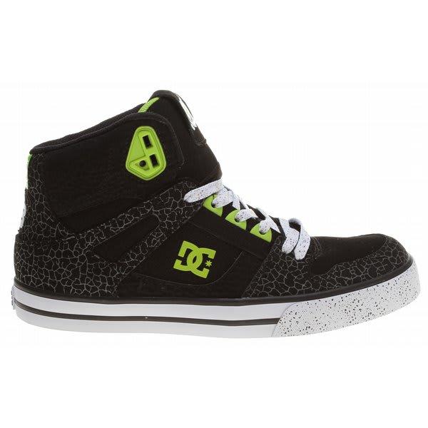 Dc en Block Spartan Hi Skate Shoes U.S.A. & Canada