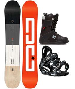 DC Mega Snowboard Package