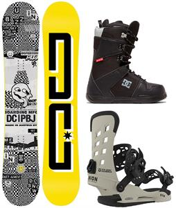 DC PBJ Snowboard Package