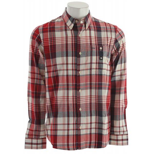 Dc Pike L / S Shirt U.S.A. & Canada