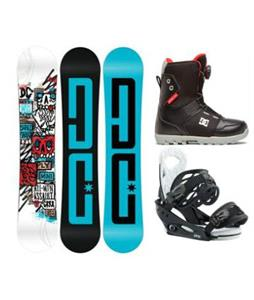 DC Ply Mini Snowboard Package