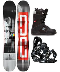 DC Ply Snowboard Package