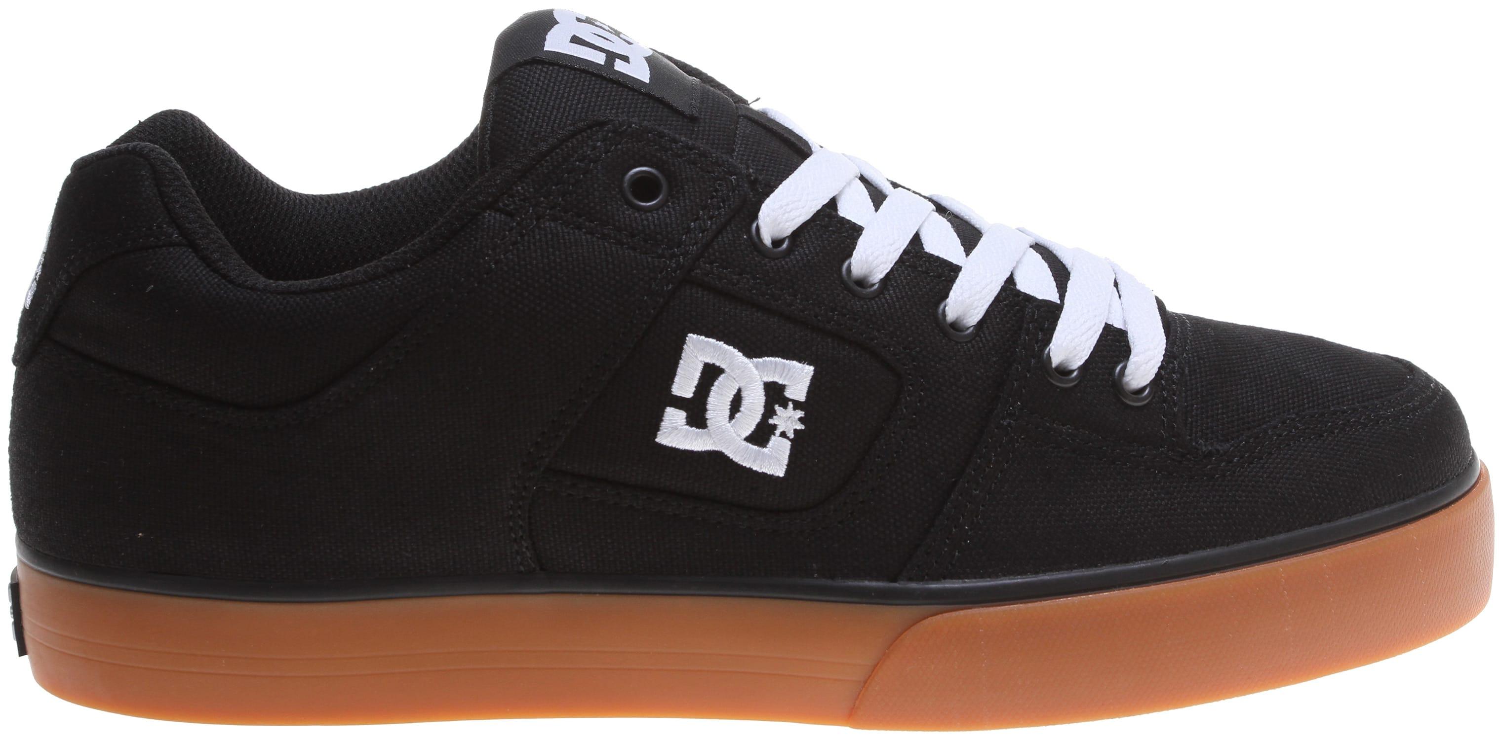 DC Pure TX Skate Shoes - thumbnail 1