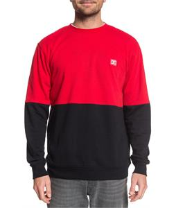 DC Rebel SL Crew Block Sweatshirt
