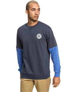 DC Rebel Sleeve Block Sweatshirt