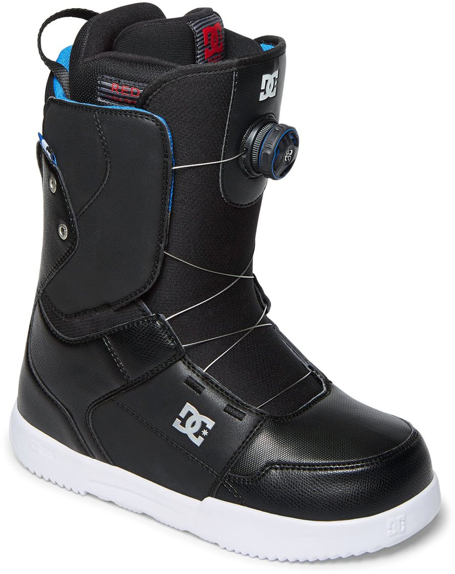 dc scout boa snowboard boots 2018. Black Bedroom Furniture Sets. Home Design Ideas