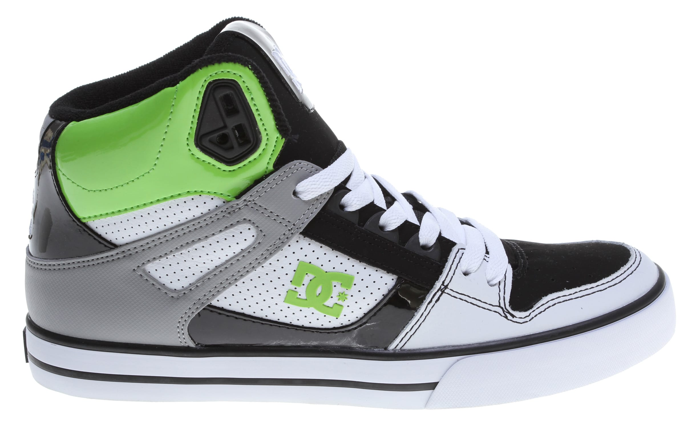 5fc427faf82f4f DC Spartan HI WC Skate Shoes - thumbnail 1