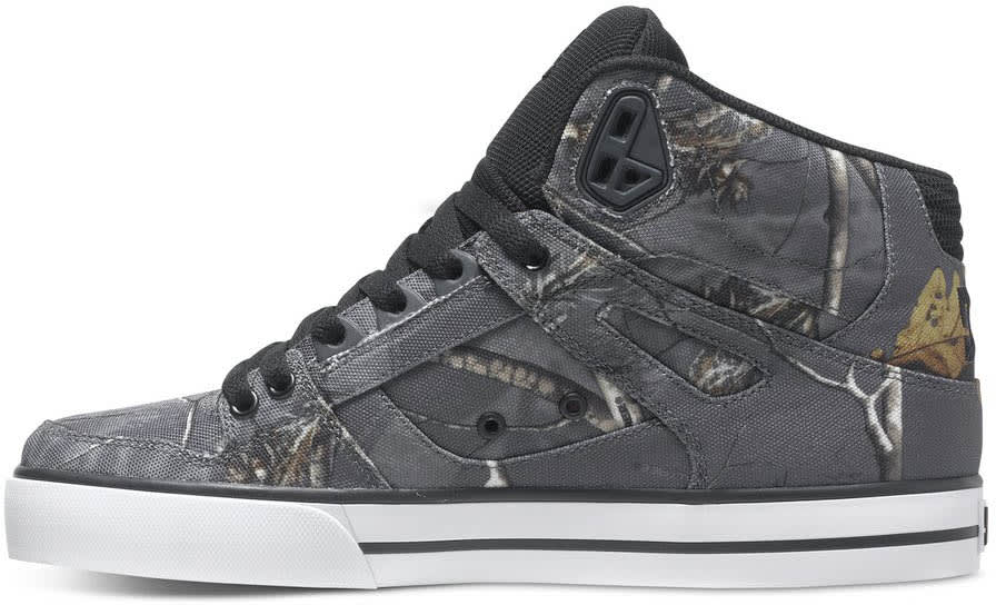 4b0635d144f63 DC Spartan High WC Skate Shoes - thumbnail 3
