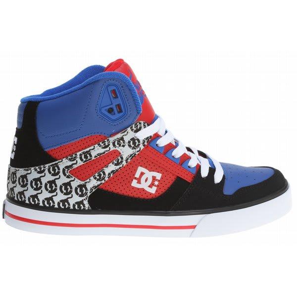 Dc Spartan Hi Wc Nitro Circus Skate Shoes U.S.A. & Canada