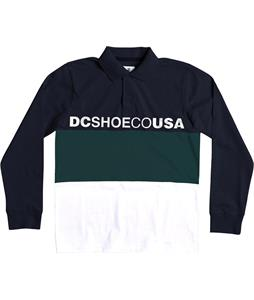 DC Stewardson L/S Polo
