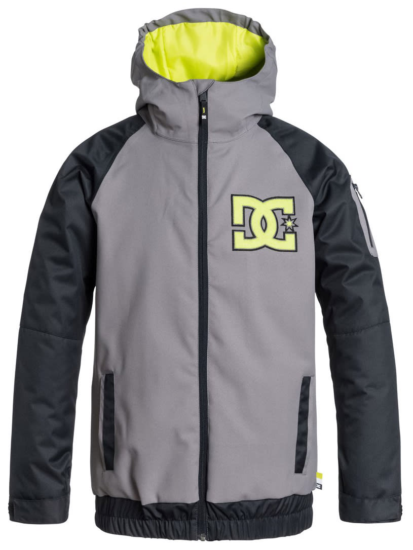 On Sale DC Troop Snowboard Jacket - Kids, Youth up to 40% off
