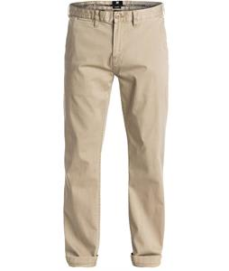 DC Worker Straight Chino Pants