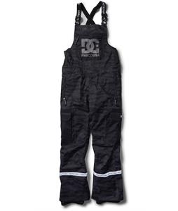 DC X 40s & Shorties Revival Bib Snowboard Pants