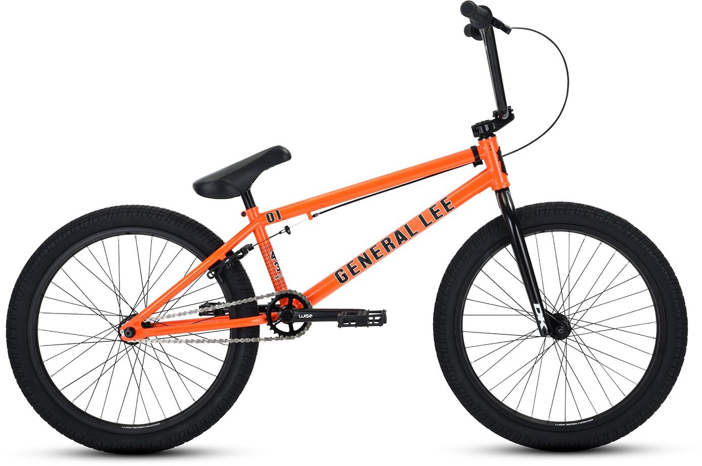 dk general lee 22 bmx bike 2019