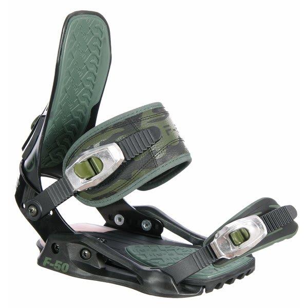 Drake F50 Snowboard Bindings