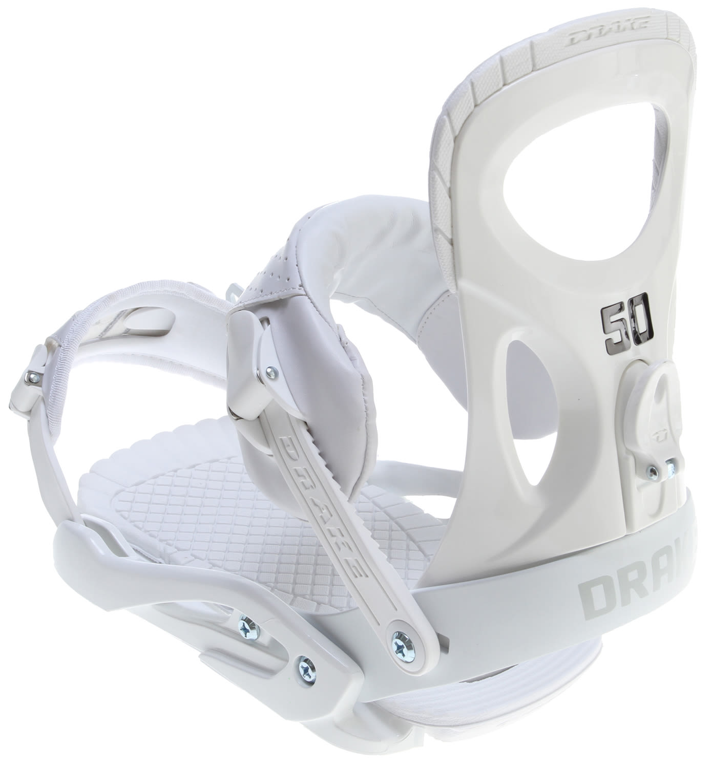 Drake Fifty Mens Snowboard Binding: Drake Fifty Snowboard Bindings