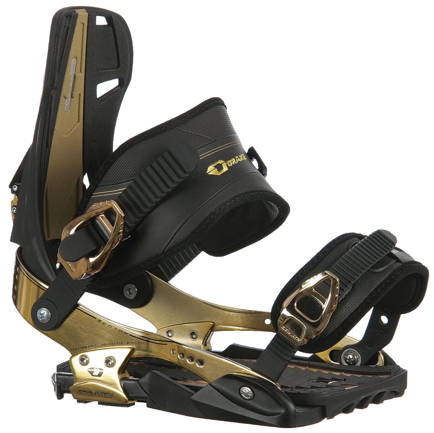 Drake Supersport Snowboard Binding: Drake Mentor Snowboard Bindings