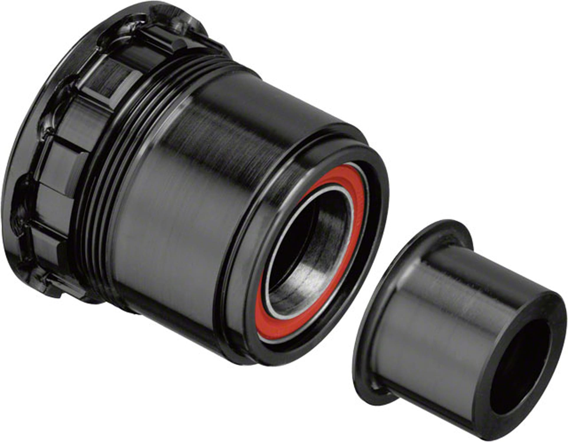 Image of DT Swiss XD Freehub Body And End Cap Bike Hub