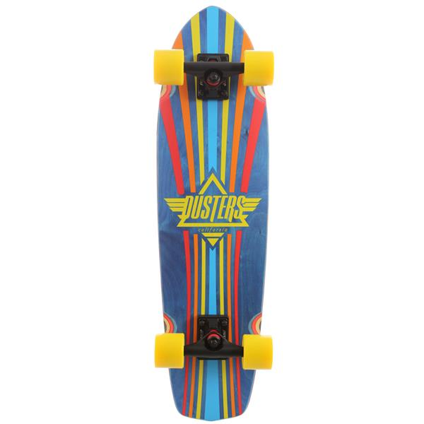 Dusters een Longboard Blue / Yellow U.S.A. & Canada