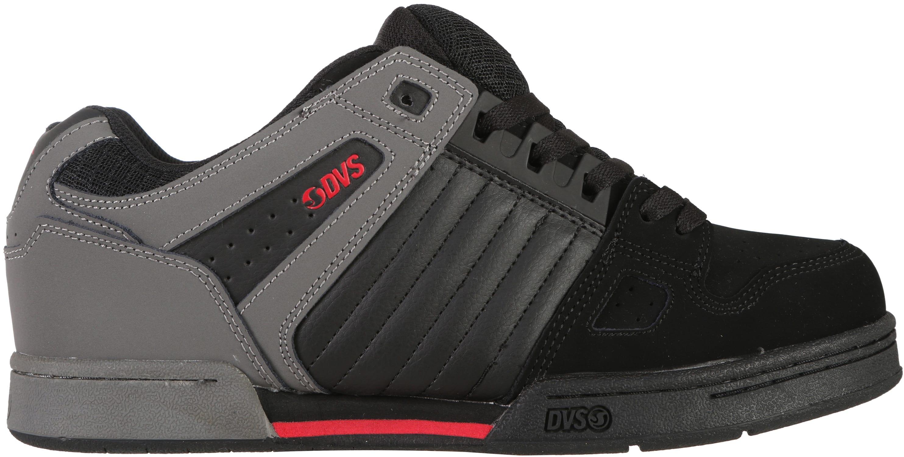 302e4c0390c Dvs celsius skate shoes black grey red jpg 2967x1500 Red dvs shoes