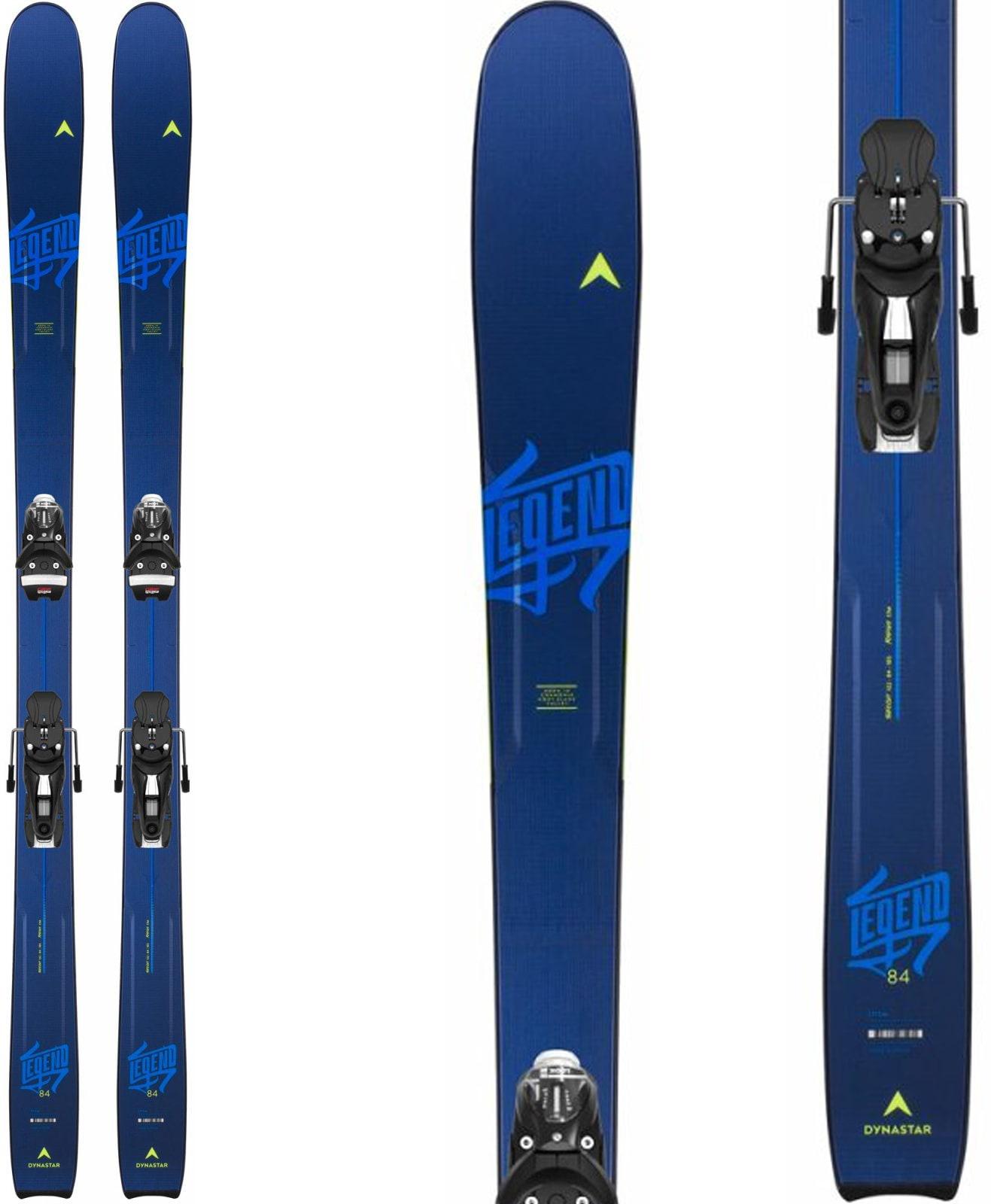 Dynastar Legend 84 Skis W/ NX 12 Konect GW Bindings 2020