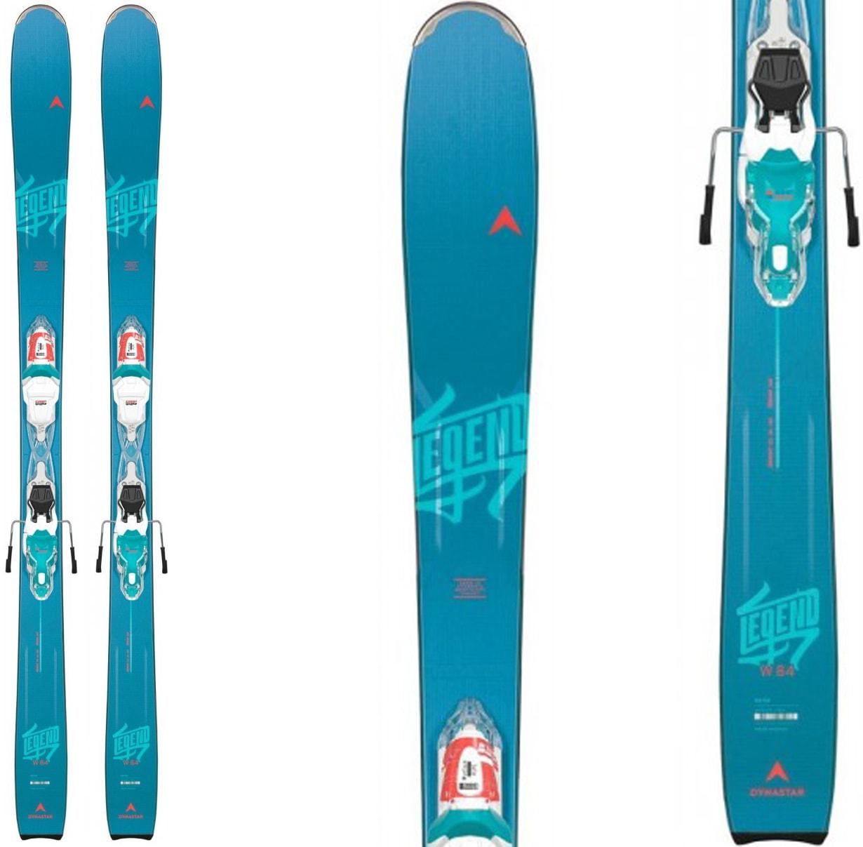 Dynastar Legend 84 Skis W/ Xpress W 10 GW Bindings
