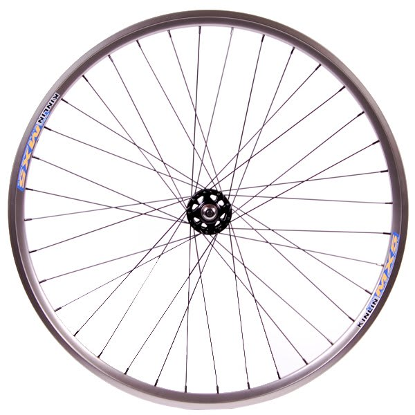 Eastern Lurker Front Wheel Grey 700C U.S.A. & Canada