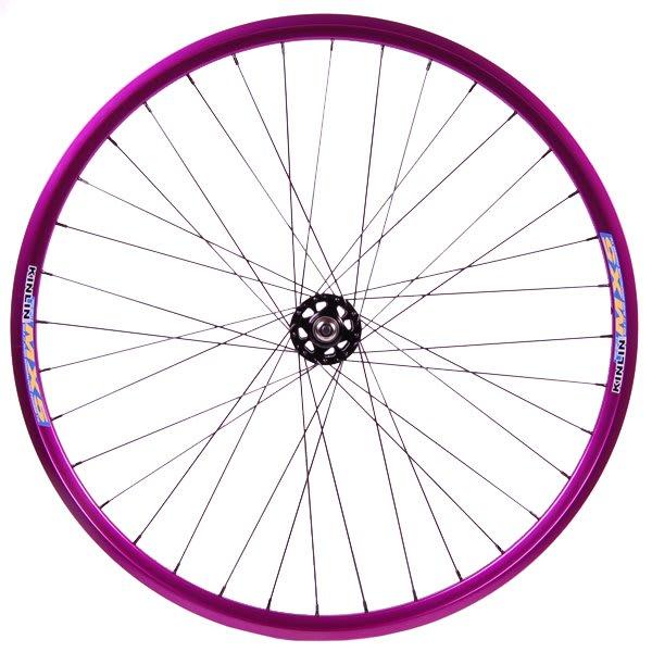 Eastern Lurker Front Wheel Purple 700C U.S.A. & Canada