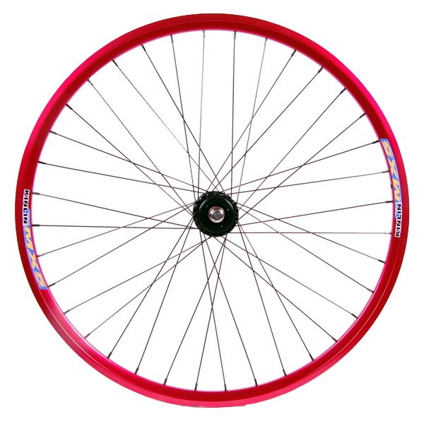 Eastern Lurker Rear Wheel Red 700C U.S.A. & Canada