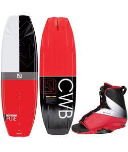 CWB Pure Wakeboard w/ Empire Bindings