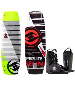 Hyperlite Baseline Wakeboard w/ Frequency Bindings