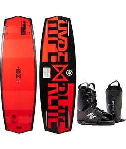 Hyperlite Marek Bio Wakeboard w/ Frequency Bindings