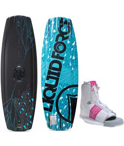 Liquid Force M.E. Wakeboard w/ Alpha Bindings