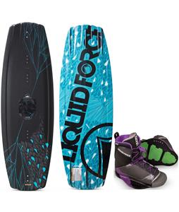 Liquid Force M.E. Wakeboard w/ Transit Bindings