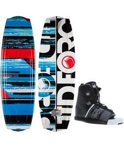 Liquid Force Trip Wakeboard O'Brien GTX Bindings
