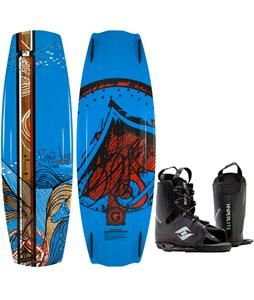 Liquid Force Watson LTD Hybrid Wakeboard w/ Hyperlite Frequency Bindings